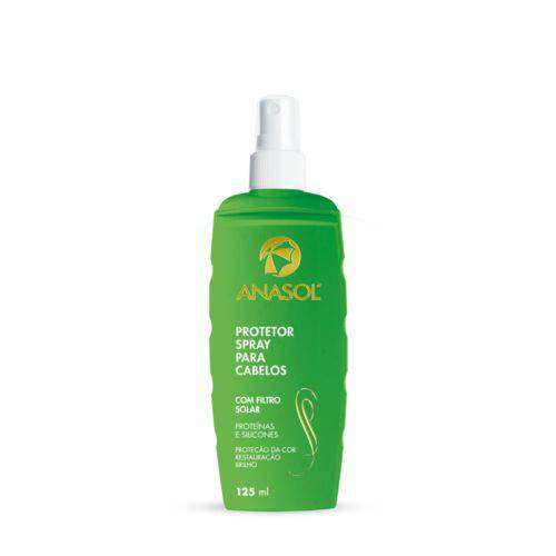 Protetor para Cabelo Anasol Spray 125ml