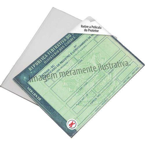 Protetor para Documentos Dut/cert.nascimento 110x79mm Dac Pct.c/05