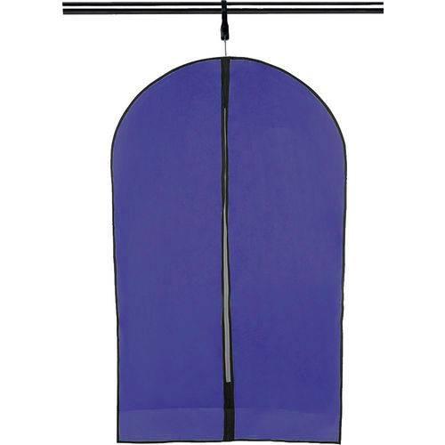 Protetor para Roupa 90x60cm B023 Azul Basic Kitchen