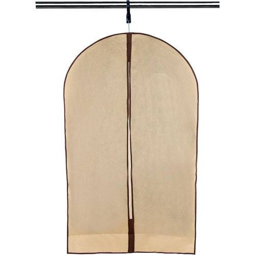 Protetor para Roupa 90x60cm B023 Bege Basic Kitchen