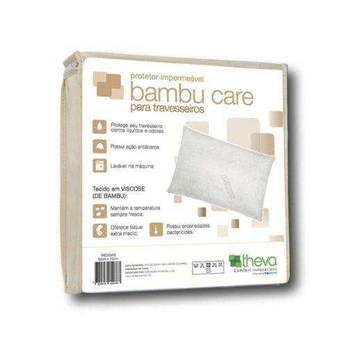 Protetor para Trav. Bambu Care 50x70