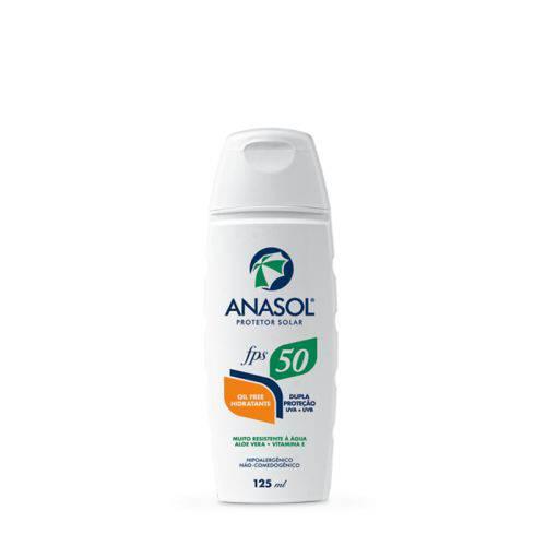 Protetor Solar Anasol Fps 50