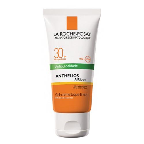 Protetor Solar Anthelios AIRlicium FPS 30 Gel Creme 50g