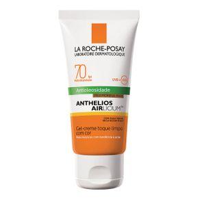 Protetor Solar Anthelios Airlicium La Roche-Posay Fps 70 Pele Morena Mais 50g