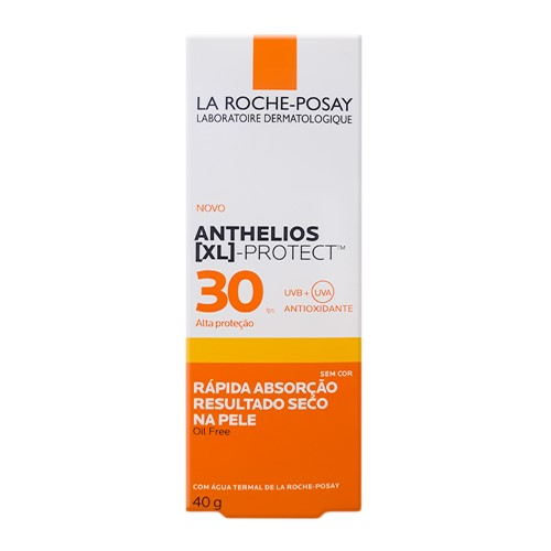 Protetor Solar Anthelios XL-Protect FPS 30 Gel Creme 40g