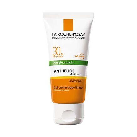 Protetor Solar Antioleosidade La Roche-Posay Anthelios Airlicium FPS 30 GelCreme 50g