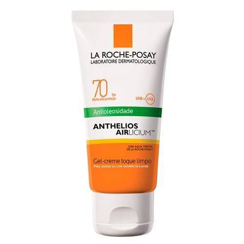Protetor Solar Antioleosidade La Roche-Posay Anthelios Airlicium Fps 70 50g