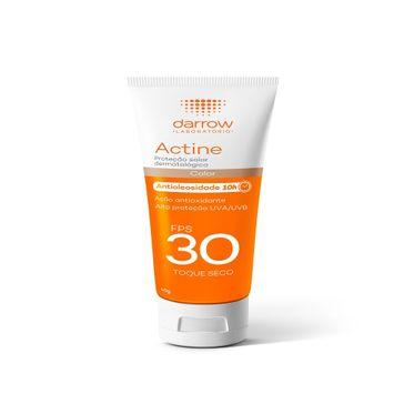Protetor Solar Darrow Actine FPS30 Color 40g