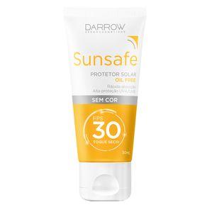 Protetor Solar Darrow - Sunsafe FPS 30 50g
