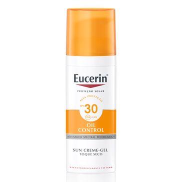 Protetor Solar Eucerin Oil Control Fps30 Facial 50ml