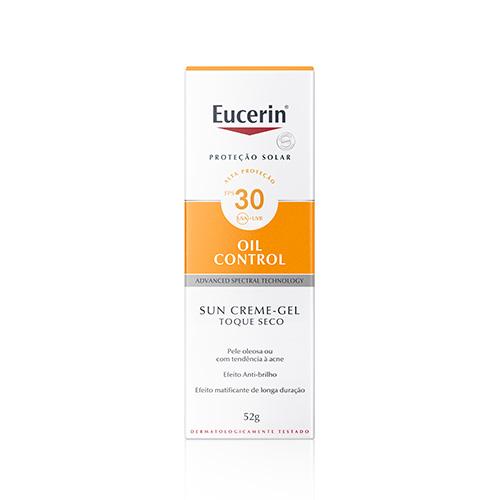 Protetor Solar Facial Eucerin Oil Control FPS 30 50ml