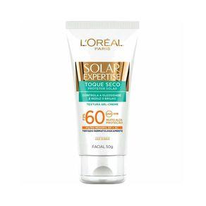 Protetor Solar Facial Expertise Toque Seco FPS 60 50g