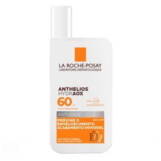Protetor Solar Facial La Roche-Posay - Anthelios Hydraox FPS 60 50ml