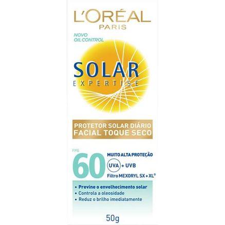 Protetor Solar Facial Loréal 60 G Fps60 Expertise