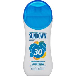 Protetor Solar FPS 30 200ml - Sundown
