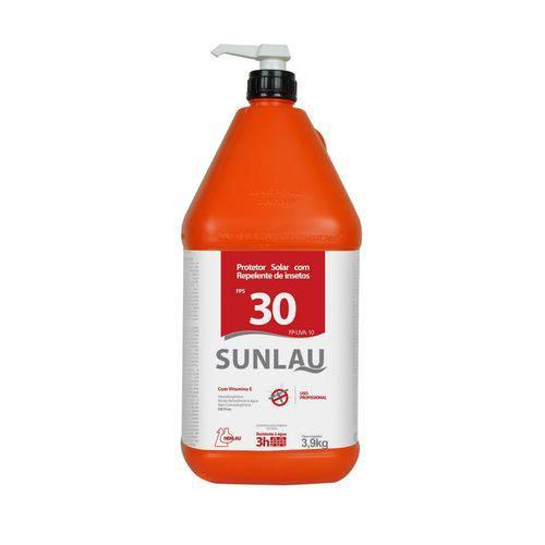 Protetor Solar Fps 30 3,9kg Sunlau