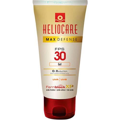 Protetor Solar Heliocare Max Defense FPS 30