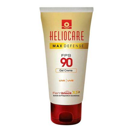 Protetor Solar Heliocare Max Defense FPS 90 Gel Creme 50g