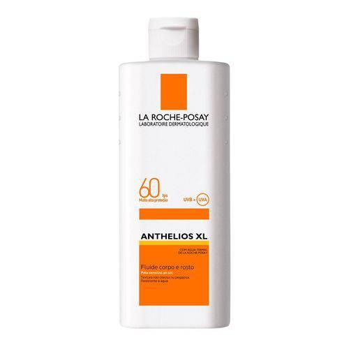 Protetor Solar La Roche Anthelios Xl Fluide Fps 60 125ml