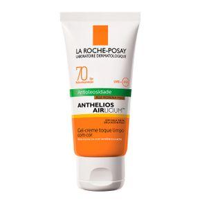 Protetor Solar La Roche-Posay Anthelios AIRlicium Morena+ com Cor FPS 70 50