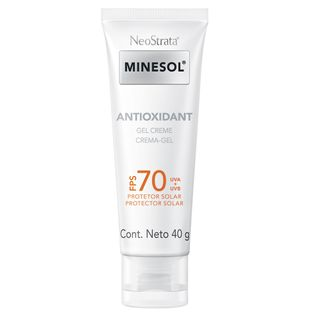 Protetor Solar Neostrata Minesol Antioxidant FPS 70 40g
