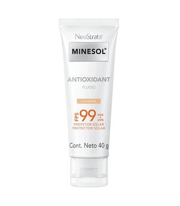 Protetor Solar Neostrata Minesol Antioxidant Universal FPS 99 40g