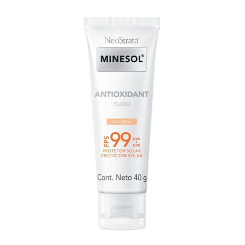 Protetor Solar NeoStrata Minesol Antioxidante Universal FPS 99 Fluido 40g