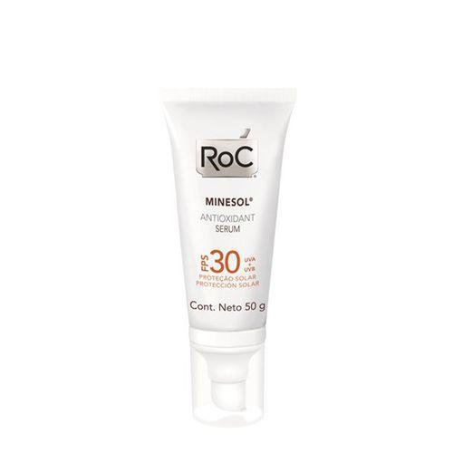 Protetor Solar Roc Minesol Antioxidante Fps 30- 50g