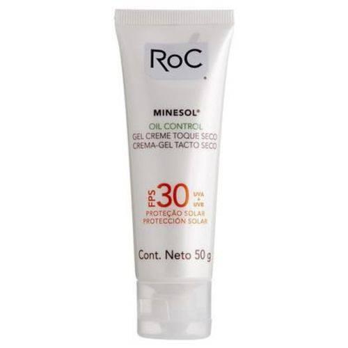 Protetor Solar Roc Minesol Corpo & Rosto Fps-30 com 200ml