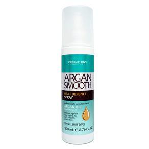 Protetor Térmico Creightons Argan Smooth Heat Defence 200ml