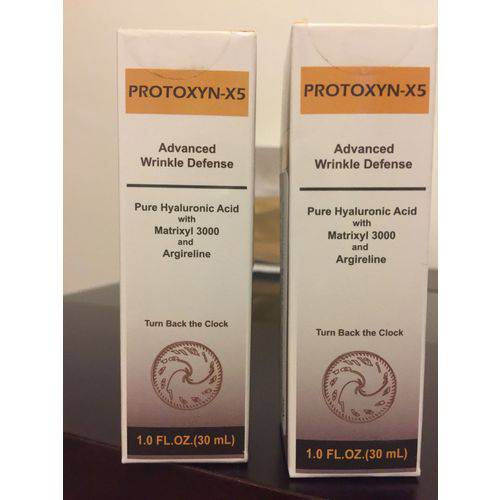 Protoxyn-x5 Serum Anti-rugas