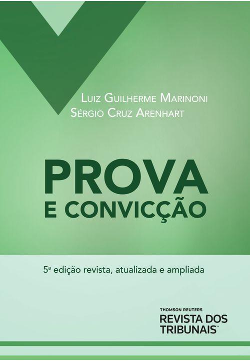 Prova e Convicção 5ª Edição