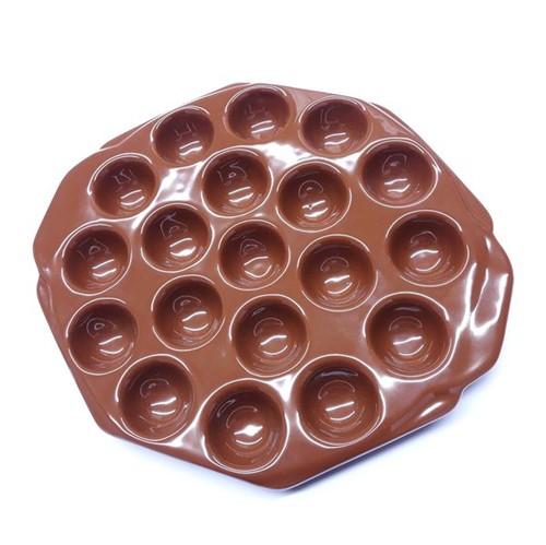 Provolonera de Cerâmica com 19 Cavidades 26X22CM - 24888