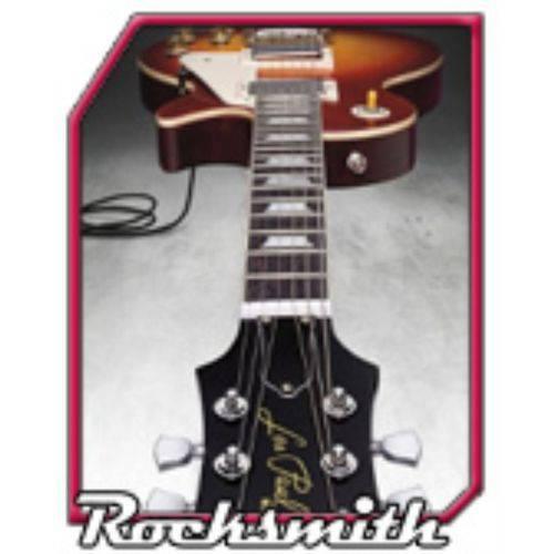 PS3 - Rock Smith