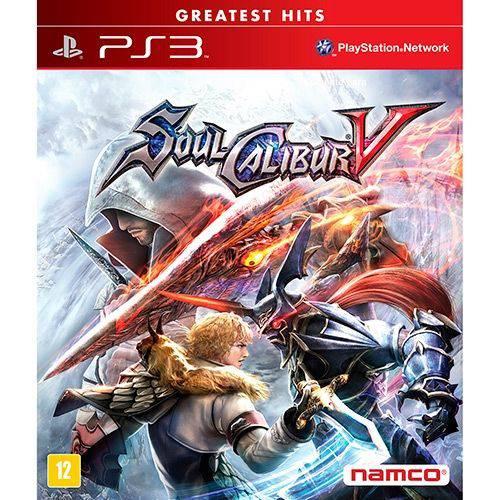 PS3 - Soul Calibur V