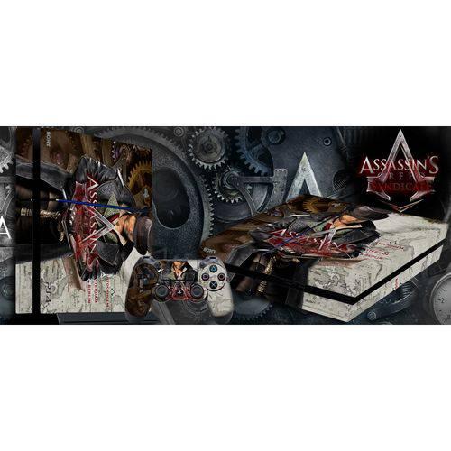 PS4 Skin - [Película Decorativa] Assassin's Creed Syndicate
