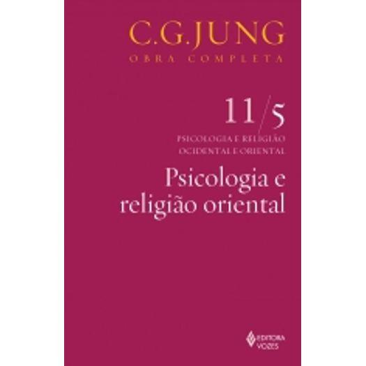 Psicologia e Religiao Oriental 11/5 - Vozes