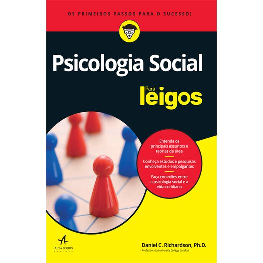 Psicologia Social para Leigos - Alta Books