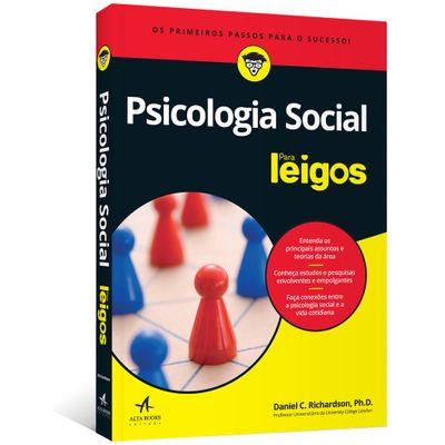 Psicologia Social para Leigos