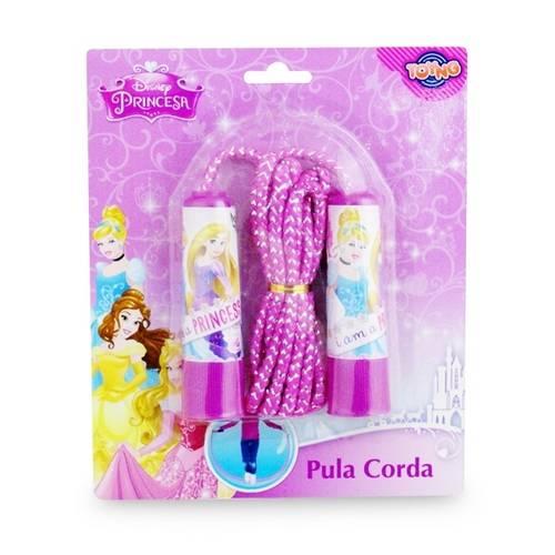 Pula Corda Princesas Disney