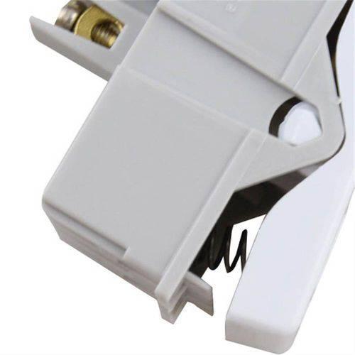 Pulsador de Campainha 10a 250v Lux2/liz - 57115/027 - Tramontina