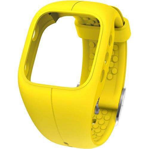 Pulseira para Monitor Polar A300 - Amarelo