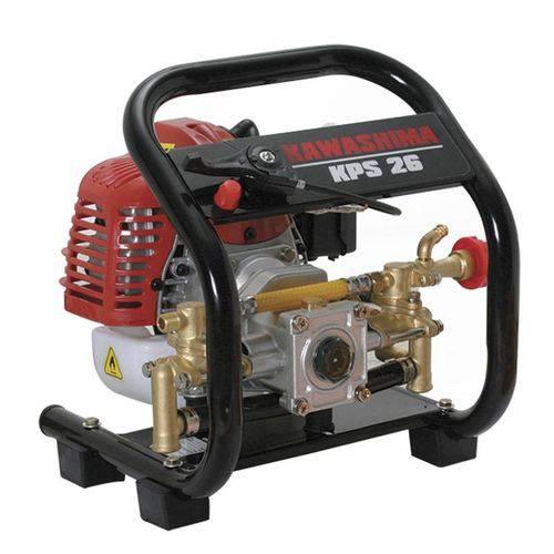 Pulverizador Estacionário Kawashima Kps26 Motor 2 Tempos