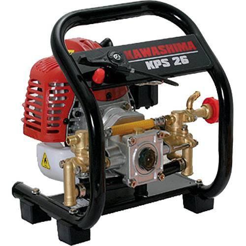 Pulverizador Motor Estacionário 254 Cc - Kps26