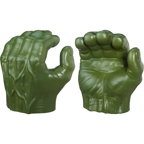 Punhos Gamma Avengers Hulk - Hasbro