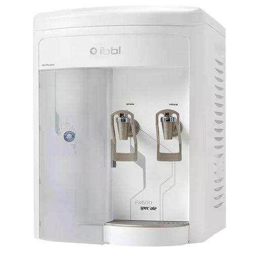 Purificador de Água Refrigerado por Compressor IBBL Speciale FR600 Branco 110V