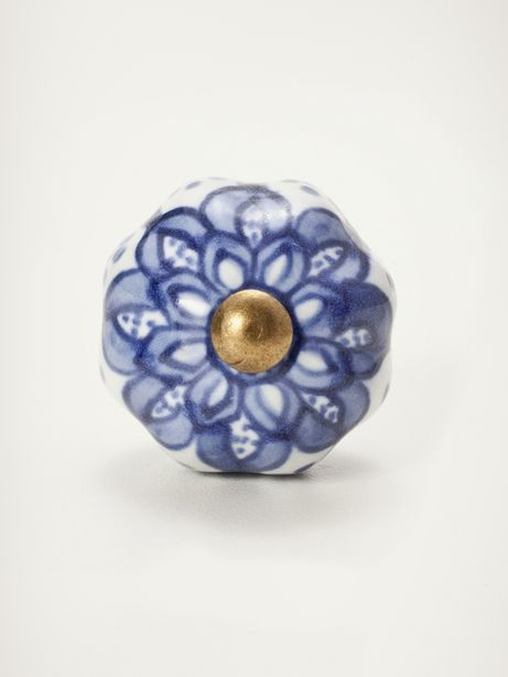 Puxador de Ceramica Alhambra