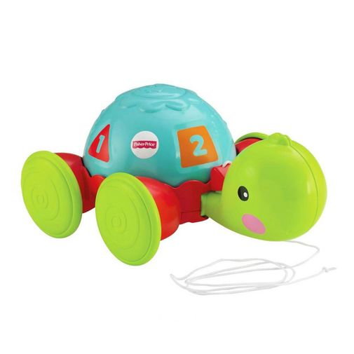 Puxe a Tartaruga - Fisher Price