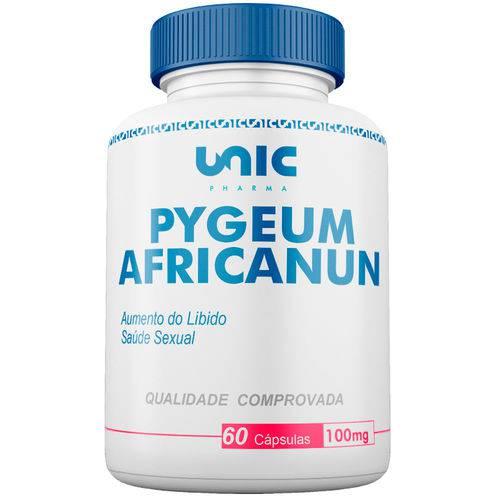 Pygeum Africanum 100mg 60 Cáps Unicpharma