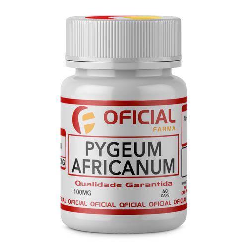 Pygeum Africanum 100Mg 60 Caps